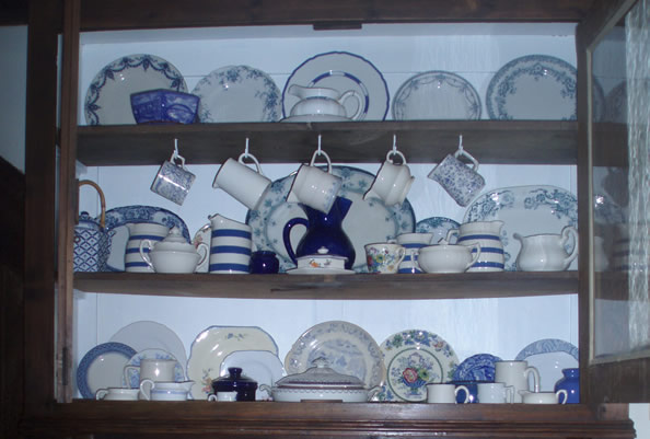 The Dresser and China